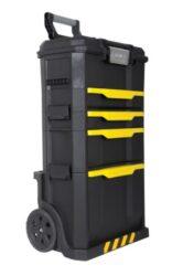 STANLEY 1-79-206 Box na nářadí pojízdný montážní-Rozkládací pojízdný box na nářadí