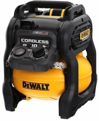 DEWALT DCC1054T2 Aku kompresor 2x 6,0/2,0Ah 10L 54V FLEXVOLT(7912421)