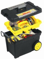 STANLEY 1-92-904 Box na nářadí pojízdný s organizerem-Pojízdný box na nářadí s organizerem, Stanley