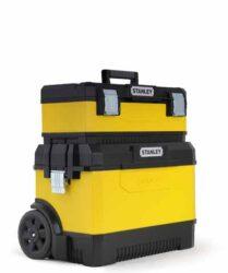 STANLEY 1-95-831 Box na nářadí pojízdný-Dílenský vozík velikost ( mm ): 550x330x490