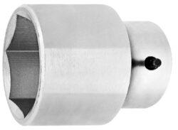 """EXPERT E034105 Hlavice 1"""" DRIVE 60mm-Hlavice nástrčná - hlavice 1, 60mm, DIN3124, TONA"""