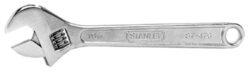 STANLEY 0-87-368 Klíč stavitelný 200mm- 0-87-368 - Klíč stavitelný 0-26mm, délka 200mm, STANLEY