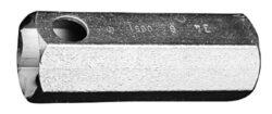 EXPERT E112821 Klíč trubkový 12 jednostranný-TONA 651 Klíč trubkový jednostranný 12mm