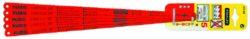 STANLEY 2-15-906 Plátky na kov 5ks 300mm 24TPI HSS RUBIS-List na ruční pilku 300mm HSS, na kov