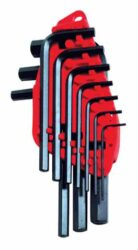STANLEY 0-69-253 Sada klíčů 10dílná inbus (imbus) 1,5-10,0mm-Sada klíčů zástrčných šestihranných - IMBUS 10-dílná, 1,5-10mm