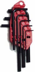 STANLEY 0-69-251 Sada klíčů 8dílná inbus (imbus) 1,5-6,0mm-Sada klíčů zástrčných šestihranných - IMBUS 8-dílná, 1,5-6mm