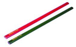 STANLEY 1-03-850 Tesařská tužka červená HB-Tužka tesařská tvrdost HB