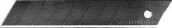STANLEY 1-11-301 Čepel ulamovací 18mm (100 ks)-Nůž náhradní ulamovací 18mm, balení 100ks