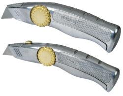 STANLEY 0-10-818 Nůž pevný FatMax XL kov-FatMax® XL™ nůž s pevnou čepelí, Stanley