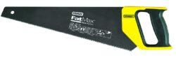 STANLEY 2-20-529 Pila ocaska 500mm FatMax Blade Armor-Pilka universalní 500mm ruční, FatMax BLADE ARMOR