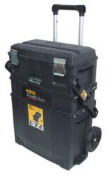 STANLEY 1-94-210 Box na nářadí pojízdný rozevírací FatMax-FatMax® Pojízdný rozevírací montážní box