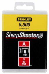 STANLEY 1-TRA208T Spony LD balení 1000ks 12mm typ-A-LD sponky typ A 5/53/530
