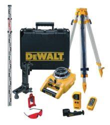 DEWALT DW075PK-XJ Laser rotační-Otočný laser sada