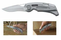 STANLEY 0-10-813 Nůž sportovní QuickSlide kov-QuickSlide™ sportovní nůž - 10-813