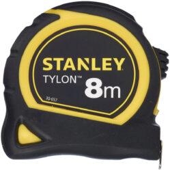 STANLEY 0-30-657 Metr svinovací 8m Bimateriální Tylon blister-Svinovací metr 8m x 25mm Bimateriální, STANLEY