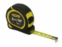 STANLEY 0-30-656 Metr svinovací 8m/26ft (mm+inch) Bimateriální Tylon blister-Metr svinovací 8m/26ft (mm+inch) Bimateriální Tylon STANLEY 1-30-656
