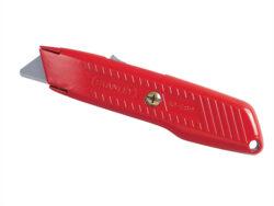 STANLEY 0-10-189 Nůž zásuvný s pružinou blister-Bezpečnostní nůž se zasouvací čepelí 99E