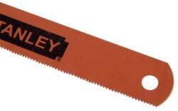 STANLEY 0-15-900 Plátky na kov 5ks 300mm 18,24,32TPI MIX HSS RUBIS- Náhradní pilové listy