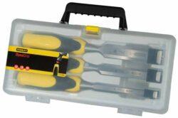 STANLEY 2-16-883 Sada dlát 3dílná 12,18,25mm DynaGrip-DynaGrip™ sada dlát
