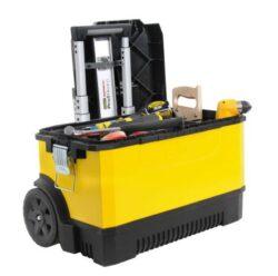 STANLEY 1-95-827 Box na nářadí kov/plast- Stanley 1-95-827 - BOX kovový 65,0 x 43,0 x 39,0 cm