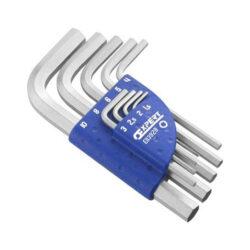 EXPERT E113929 Sada klíčů 9dílná inbus (imbus)-Sada zástrčných klíčů šestihranných, 9dílná
