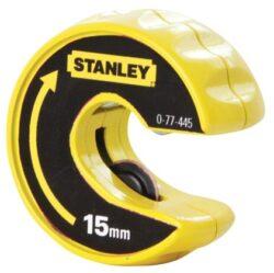 STANLEY 0-70-445 Řezačka měděných trubek D15mm-Řezačka měděných trubek D15mm