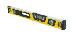 STANLEY 0-42-065 Vodováha digitální 600mm-Digitální vodováha Stanley FatMax 60 cm