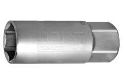 """EXPERT E200303 Hlavice 3/8"""" DRIVE 21mm na svíčky-3/8 Hlavice na výměnu svíček 21mm 6HR"""