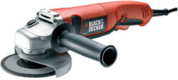 BLACK DECKER KG1200-QS Bruska úhlová 125mm 1200W - Bruska úhlová 125mm 1200W
