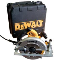 DEWALT DWE575K-QS Pila kotoučová 1600W 190mm-Kotoučová pila