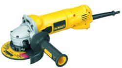 DEWALT D28130-QS Bruska úhlová 125mm 900W-Malá úhlová bruska 125 mm