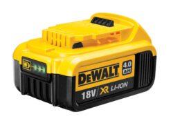 DEWALT DCB182-XJ Akumulátor 18V 4,0Ah Li-ion-Náhradní akumulátor 18V Li-Ion