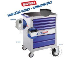 EXPERT E010112 Zámek náhradní pro dílenský vozík-Náhradní zámek