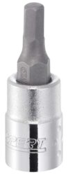 """EXPERT E030107 Hlavice inbus (imbus) 1/4"""" DRIVE 7mm šroubovák-Hlavice zástrčná 7mm"""