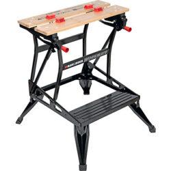 BLACK DECKER WM536-XJ Stůl pracovní-Pracovní stůl Workmate® s možností nastavení dvou pracovních výšek