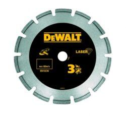 DEWALT DT3760 Kotouč diamantový 115mm-DIA kotouč na tvrdé materiály a žulu 115 mm