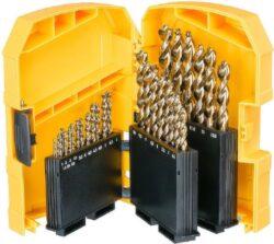 DEWALT DT7926-XJ Sada vrtáků do kovu EXTREME-2 Cobalt 29dílná (1-13mm)-Sada vrtáků do kovu EXTREME-2 Cobalt 29dílná (1-13mm)