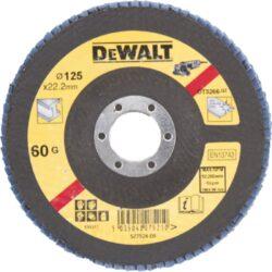 DEWALT DT3266 Kotouč lamelový 125mm P60 Typ29-Kotouč lamelový 125mm P60 Typ29