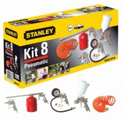 STANLEY 9045671STN Sada příslušenství ke kompresoru KIT BOX 8ks-Sada příslušenství ke kompresoru KIT BOX 8ks