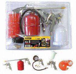 STANLEY 9045670STN Sada příslušenství ke kompresoru KIT BLISTR 8ks-Sada příslušenství ke kompresoru KIT BLISTR 8ks