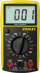 STANLEY STHT0-77364 Multimetr digitální-Multimetr STHT0-77364 STANLEY, 7funkcí a 20rozsahů měření