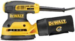 DEWALT DWE6423-QS Bruska excentrická 125mm 280W-Bruska excentrická 125mm 280W