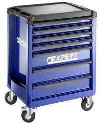 EXPERT E010193 Montážní skříň pojízdná prázdná 7z-Montážní skříň pojízdná prázdná 7z