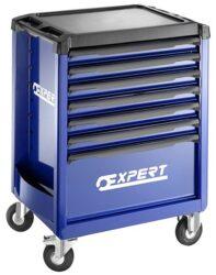 EXPERT E010194 Montážní skříň pojízdná prázdná 7z-Montážní skříň pojízdná prázdná 7z
