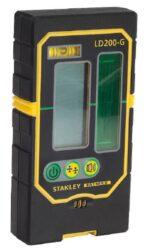 STANLEY FMHT1-74267 Detektor laserového paprsku LD200-zelený-Detektor laserového paprsku LD200-zelený