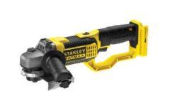 STANLEY FMC761B-XJ Aku bruska úhlová 125mm 18V BASIC (bez aku) SFM-Aku bruska úhlová 125mm 18V BASIC (bez aku)
