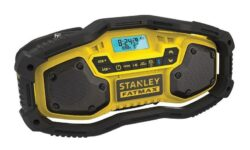 STANLEY FMC770B-QW Aku rádio FM/AM 18V s Bluetooth BASIC (bez aku) SFM - Aku rádio FM/AM 18V s Bluetooth BASIC (bez aku)