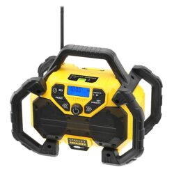 STANLEY FMCR001B-QW Aku rádio 18V/adaptér 230V BASIC (bz aku) SFM-Aku rádio 18V/adaptér 230V BASIC (bez aku)