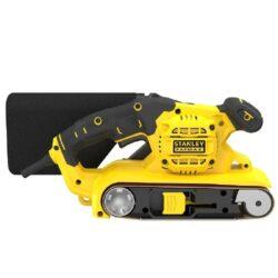 STANLEY FMEW204KA1-QS Bruska pásová 75x533mm 1010W SFM-Bruska pásová 75x533mm 1010W