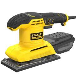 STANLEY FMEW214K-QS Bruska vibrační 187x90mm 380W SFM-Bruska vibrační 187x90mm 380W